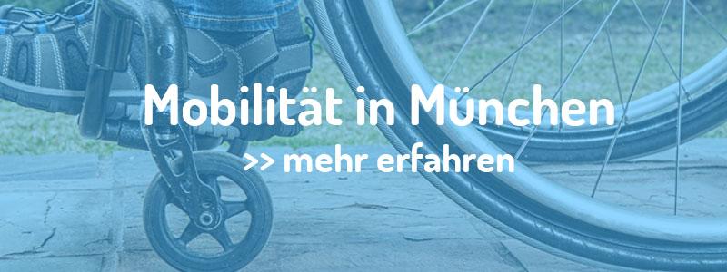 Mehr erfahren zum Thema Mobilität in München